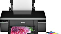 How to clean the printhead of the printer