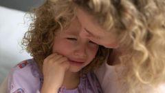Как успокоить нервного ребенка