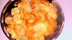 Как готовить чипсы