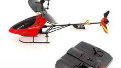 Как сделать вертолеты на пульте управления