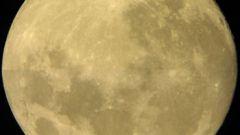 Как рисовать луну
