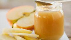 Как готовить кисель яблочный