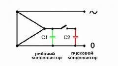 Как подключить трехфазный двигатель в однофазную сеть