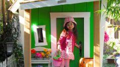 Как построить детский домик в 2018 году