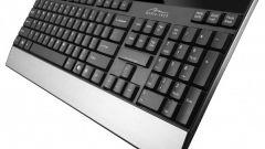Как установить русскую раскладку клавиатуры