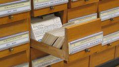 Как получить справку из архива