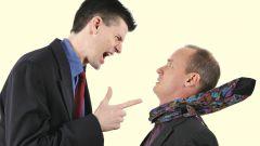 Как поставить на место подчиненного