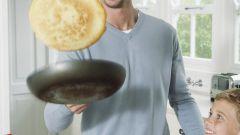 Как приготовить блины из кефира