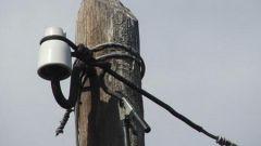 Как подключить дом к электричеству