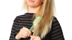 How to untangle hair