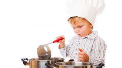 Как сварить ребенку суп