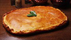 Как приготовить пирог с картошкой