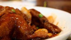 Как приготовить утку по-пекински