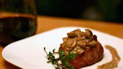 Как приготовить грибной соус