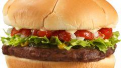 Как приготовить дома гамбургер