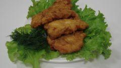 Как приготовить курицу в кляре