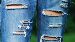 How to make jeans trendy