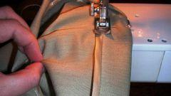 Как подшивать брюки