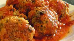 How to cook tasty meatballs
