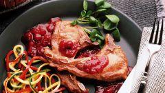Как приготовить свиные ребрышки в духовке