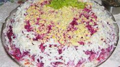 Как готовить селёдку под шубой