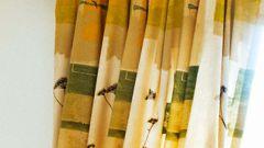 Как удлинить штору