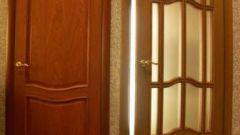 Как убрать царапину на двери