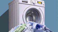 Как стирать в стиральной машинке