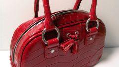 Как чистить кожаную сумку
