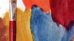 Как удалить пятна краски с одежды
