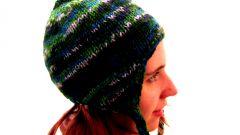 Как убавлять петли в шапке