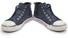 Как продезинфицировать обувь