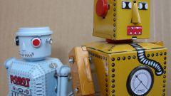 Как сделать костюм робота самому