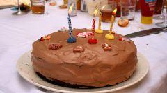 Как разрезать торт на 8 частей