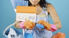 Как убирать в доме