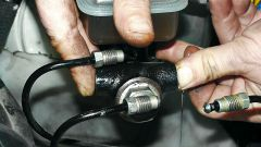 Как прокачать главный тормозной цилиндр