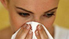 Как промывать нос при насморке