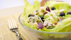 Как сделать соус к салату