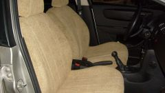 How to sew seat covers