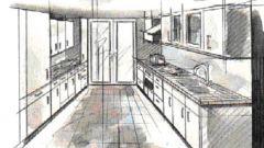 Как пристроить кухню