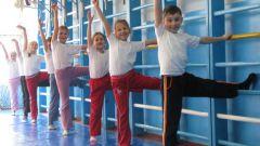 Как проводить урок физкультуры