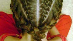 Как сделать красивую причёску девочке