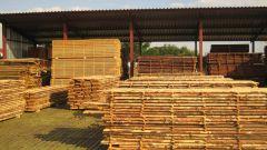 Как сушить древесину