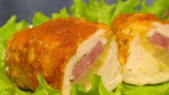 Как сделать сочное куриное филе