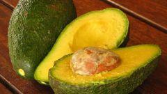 Как резать авокадо