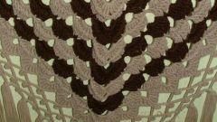 Как сделать кисти для шали