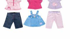 Как сшить одежду для беби бона