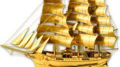 Как собрать модель корабля