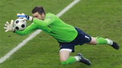 How to train goalkeepers