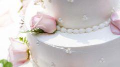 Как сделать свадебный торт